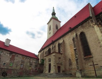 Things to do in Bratislava in an Afternoon - St Martins Church 04