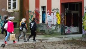 Abandoned Hospital Neukolln + Urban Exploration Berlin_33