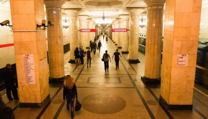St Petersburg Metro Tour with Fotostrasse Avtovo_02