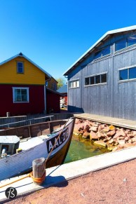 Mariehamn grew up round the farming village of Övernäs, one of the many on the region. Mariehamn is the biggest city in Åland with 11.000 people living on it.