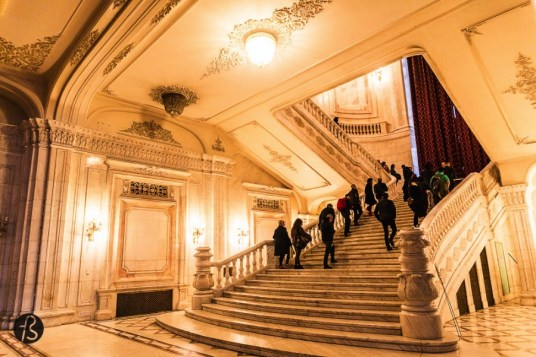 Things to do in Bucharest - Palace of Parliament