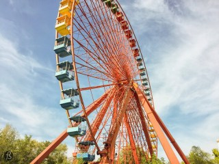52 Places to See in Berlin - Spreepark_06