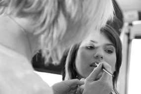 Behind the Scenes – Hair- und Beautystyling