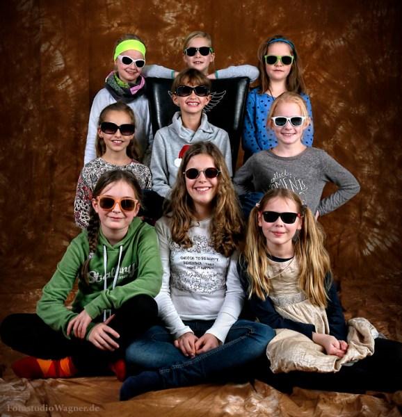Fotoshooting Kindergeburtstag im Fotostudio München