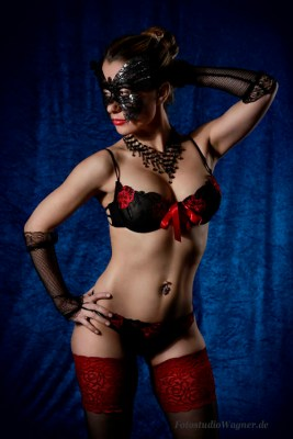 03 Erotisches Dessous Portrait
