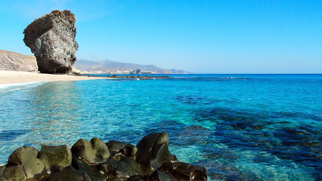 Playa de los muertos (Almería), de las playas más bonitas de España