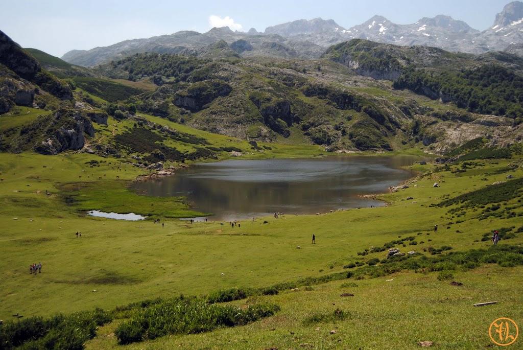 Lagos de Covadonga, uno de los lugares más bonitos de España