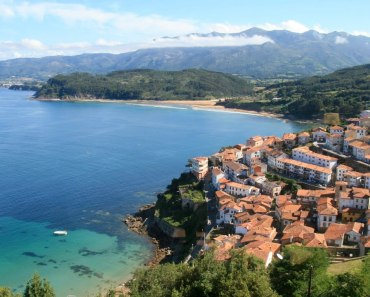 Lastres, posiblemente el pueblo más bonito de la costa Asturiana