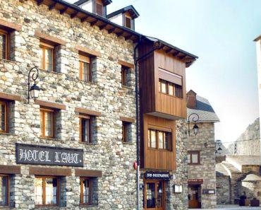 Hotel L'Aüt, el mejor sitio donde alojarse en el Valle de Bohí