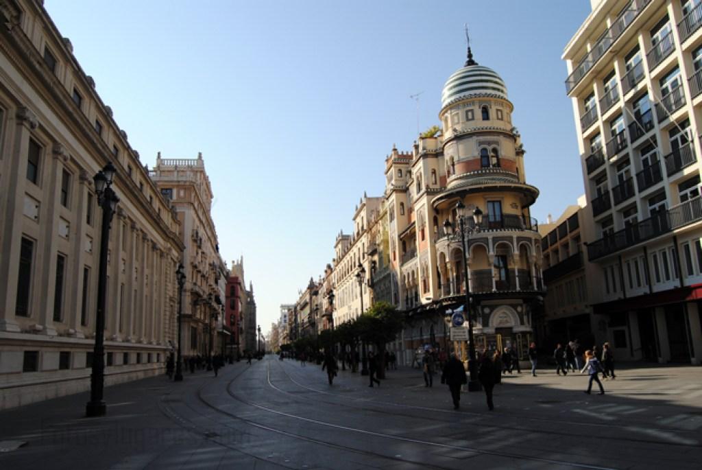Sevilla, en el TOP 5 de las capitales de provincia más bonitas