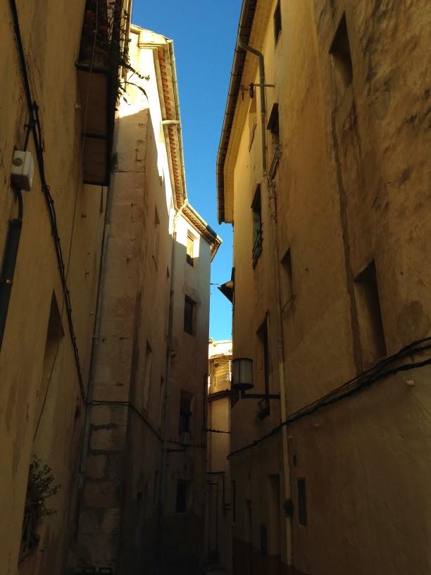 Calles de Bocairent