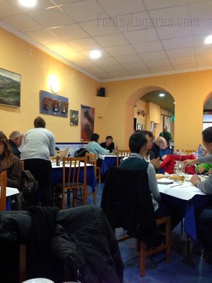 Casa Chimo, buen lugar donde comer en Bocairent