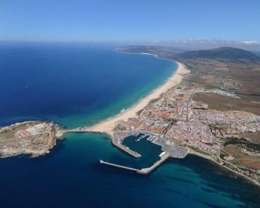Qué visitar en TARIFA, puerta del mar Mediterráneo y océano Atlántico