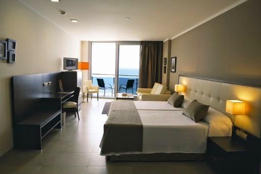 Habitación del hotel Sol y Mar