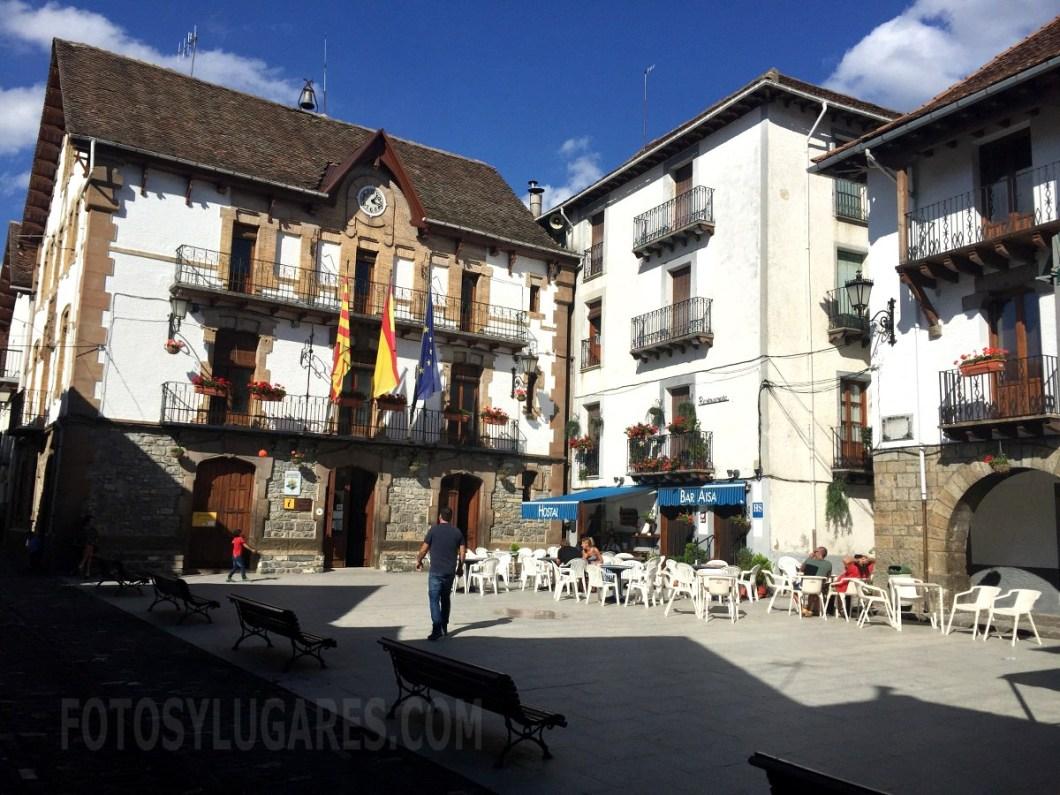 Ayuntamiento de Ansó