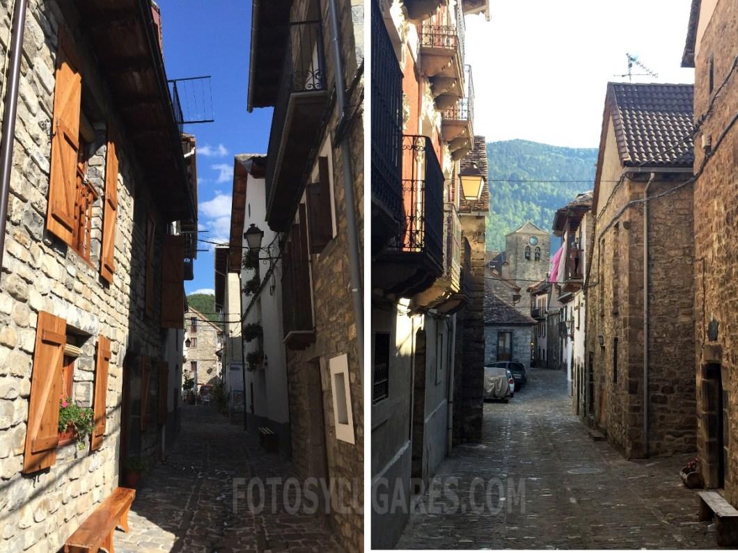 Calles de Ansó