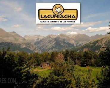 Lacuniacha, un parque faunístico en pleno Pirineo oscense