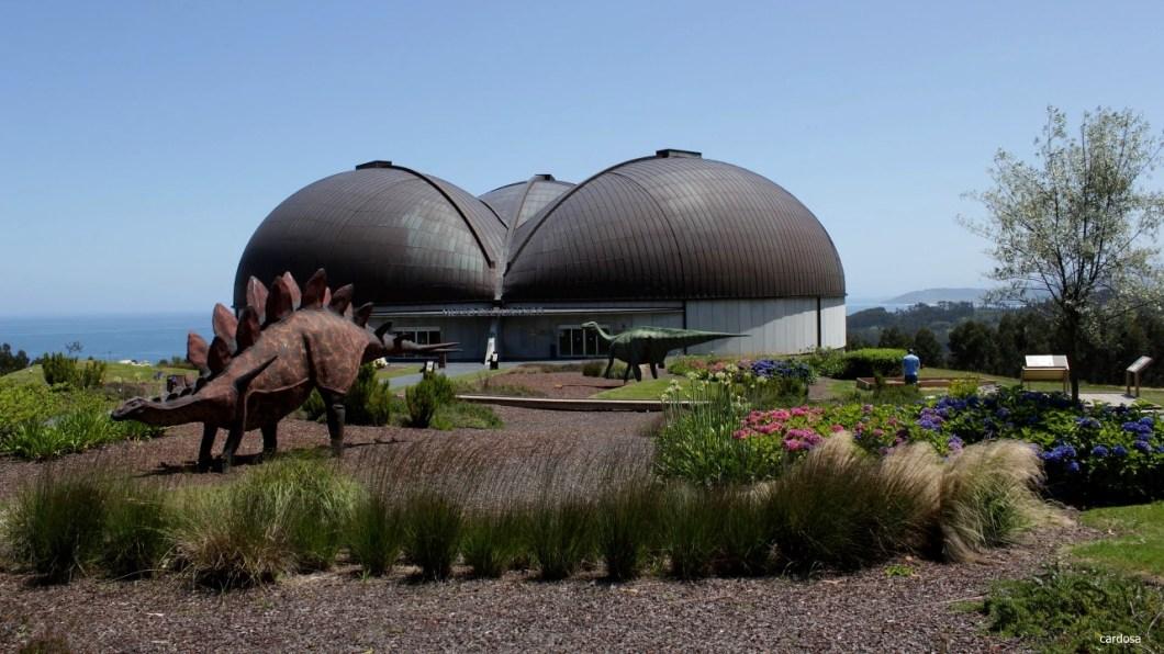 Museo del Jurásico cerca de Lastres