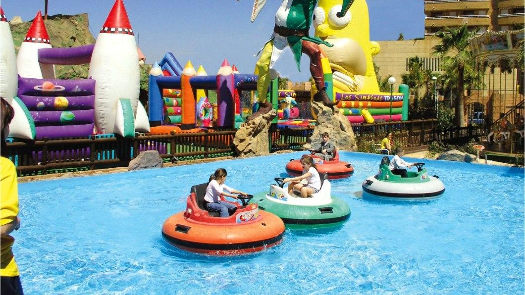 Parque de atracciones de Marina d'Or