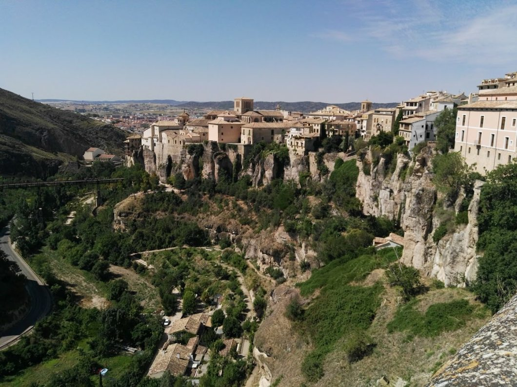 Ciudad de Cuenca, una de las capitales de provincia más bonitas