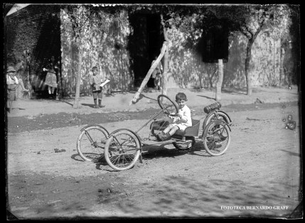 Realicó, La Pampa. Colección Luis Monreal. Fotografía: Archivo familiar Eduardo Arreseygor.
