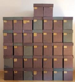 Pogled na celotno fotografsko dokumentacijo podjetja, foto: arhiv MNZS