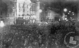 Demonstracije v Celju, 27. marec 1941.
