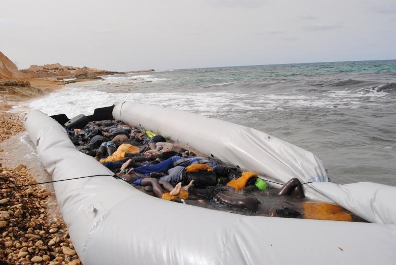 Погибшие мигранты