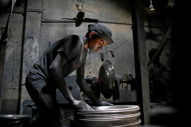 Фабрика в Бангладеш