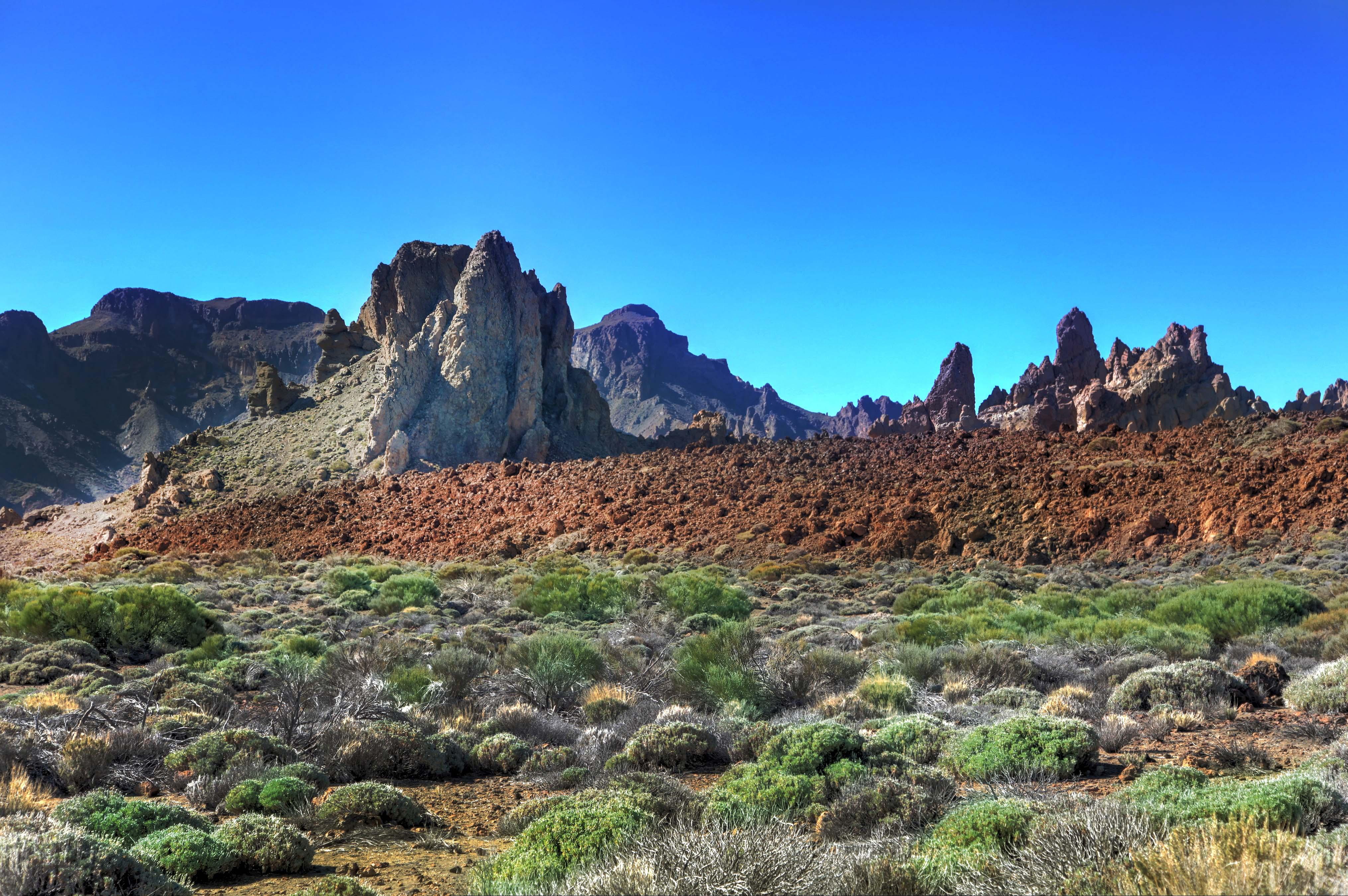 Lawa i pozostałości wulkaniczne