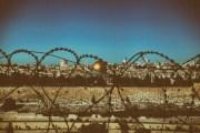 Góra Oliwna , przedmieścia Jerozolimy