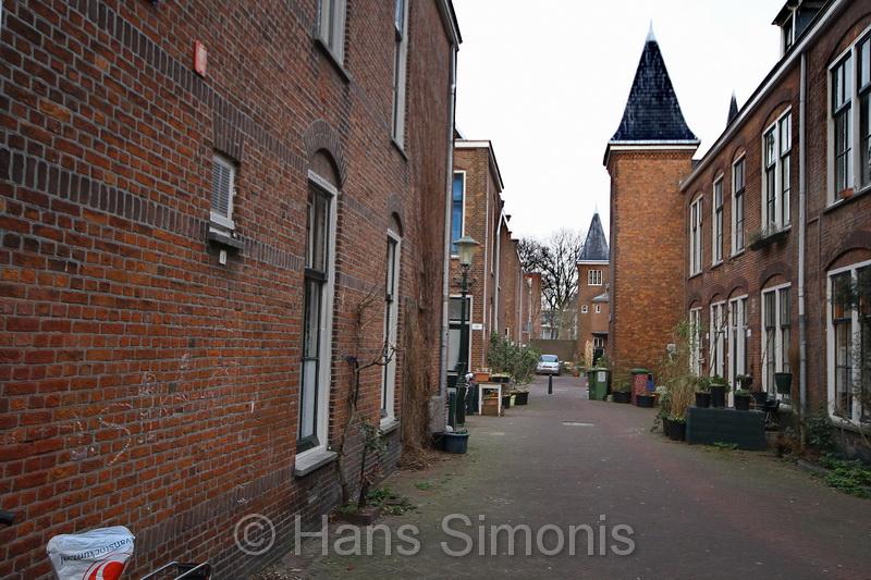 Hofjes Jacob Catsstraat