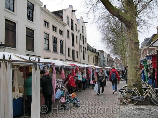 Stoffenmarkt Utrecht.