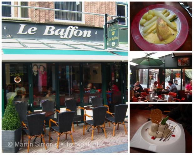 Restaurant Le Baffon in Apeldoorn