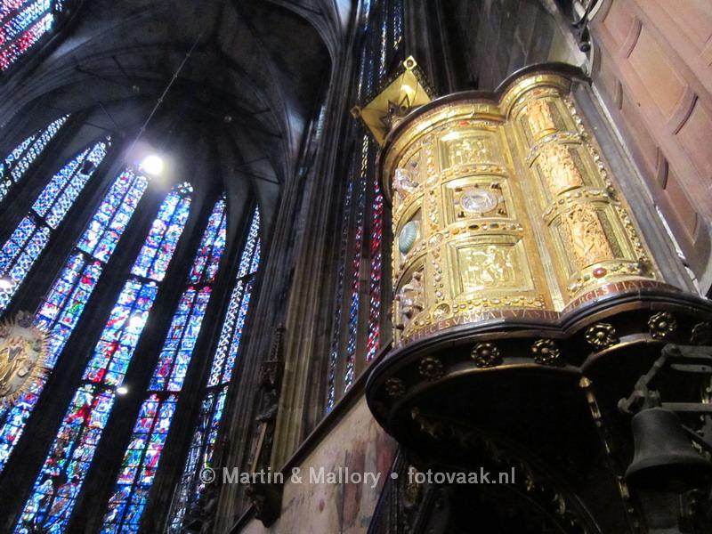 Dom in Aken (Aachen)