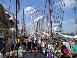 Sail Kampen IJsselkade