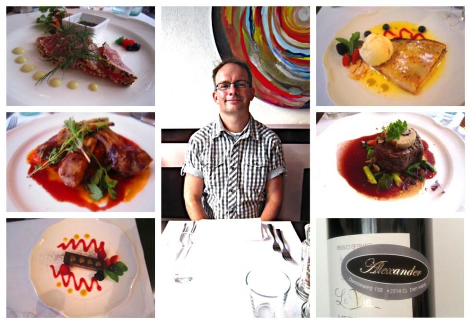 Restaurant Alexander Den Haag