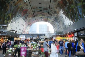 Nieuwe Markthal Rotterdam