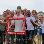 Ingelijst op Parkpop 2015 door Hans