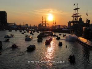 Terugblik Sail Amsterdam 2015