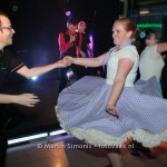 Muziekfeest Brasserie Mondriaan