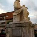 Statuie Ion Creanga - Targu Neamt