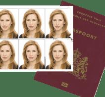 6 pasfoto