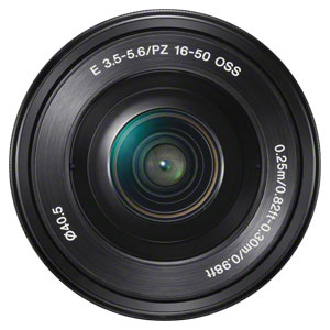 Sony 16-50mm PZ