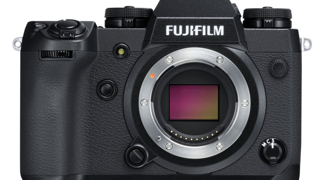The new Fujifilm X-H1 and why it's important