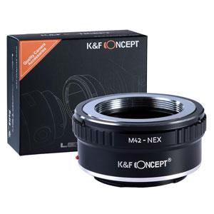 K&F Lens adaptor review