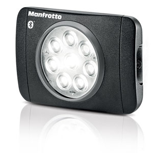 Manfrotto Lumimuse 8 with Bluetooth