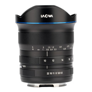 Laowa 10-18mm f/4.5-5.6 FE is widest zoom yet for Sony full frame mirrorless