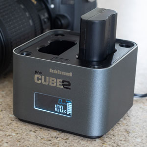 Hähnel PROCUBE2 review