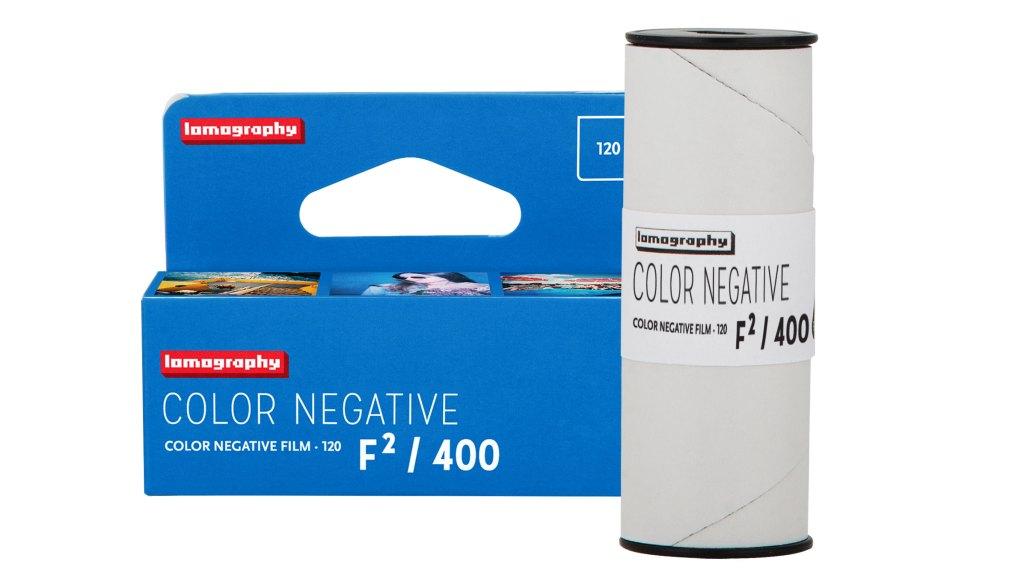 Lomography launches medium format colour neg film